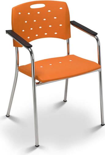 Cadeira Aproximação Empilhável 35007P – Cavaletti