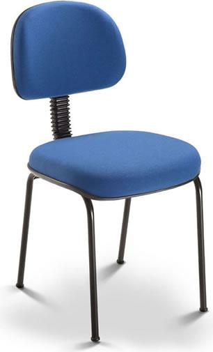 Cadeira Secretária Aproximação 4008P – Cavaletti