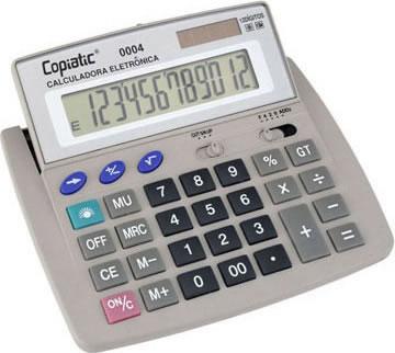 Calculadora Menno Eletrônica 0004