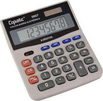 Calculadora Menno Eletrônica 0007