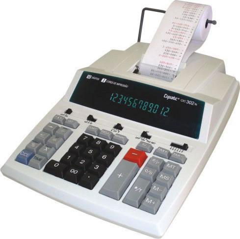Calculadora Menno CIC 302Ts