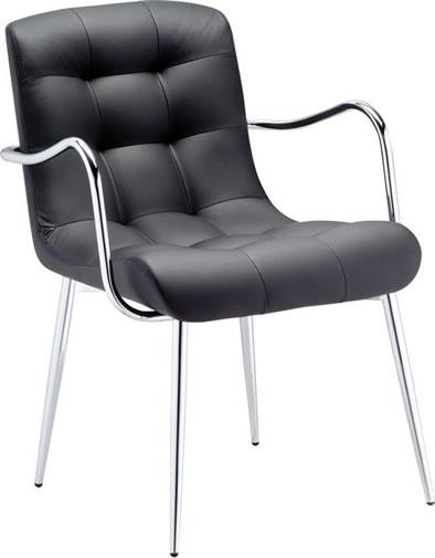 Cadeira 4 Pés Cônico com Braços Pólo – Roche
