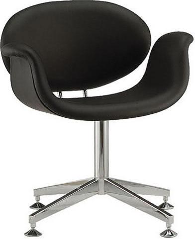 Cadeira Pé Estrela 4 Pontas Silver – Roche